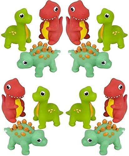 "Adventure Planet 3"" Rubber Water Squirting Dinosaurs Assorted Styles"