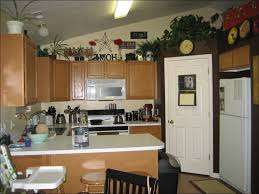 Above Kitchen Cabinet Decorations Pictures by 100 Above Kitchen Cabinet Decorating Ideas Kitchen