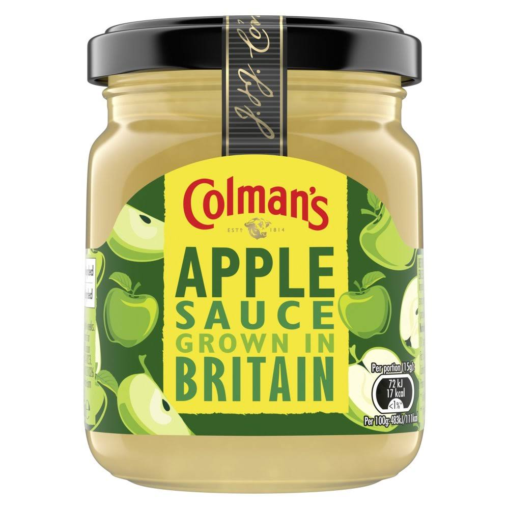 Colman's Bramley Apple Sauce 155 G