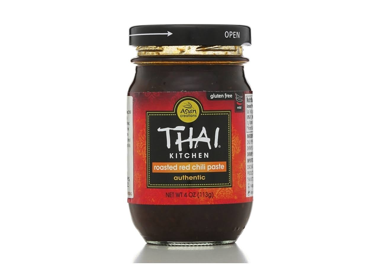 Thai Kitchen Roasted Red Chili Paste - 113g