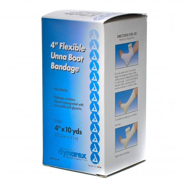 Dynarex Flexible Unna Boot Bandage