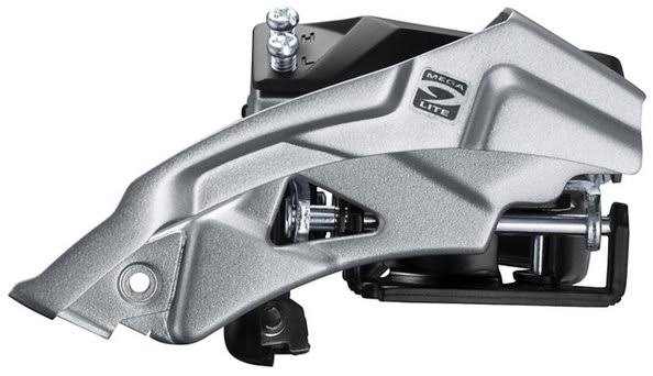 Shimano Altus M2000 Front Derailleur - 34.9mm, 9-Speed, Dual-Pull