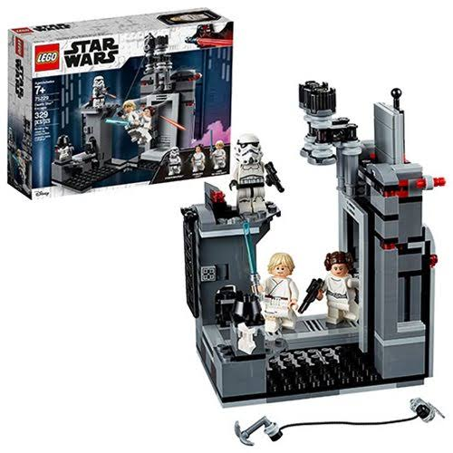 Lego Star Wars Death Star Escape Building Toy