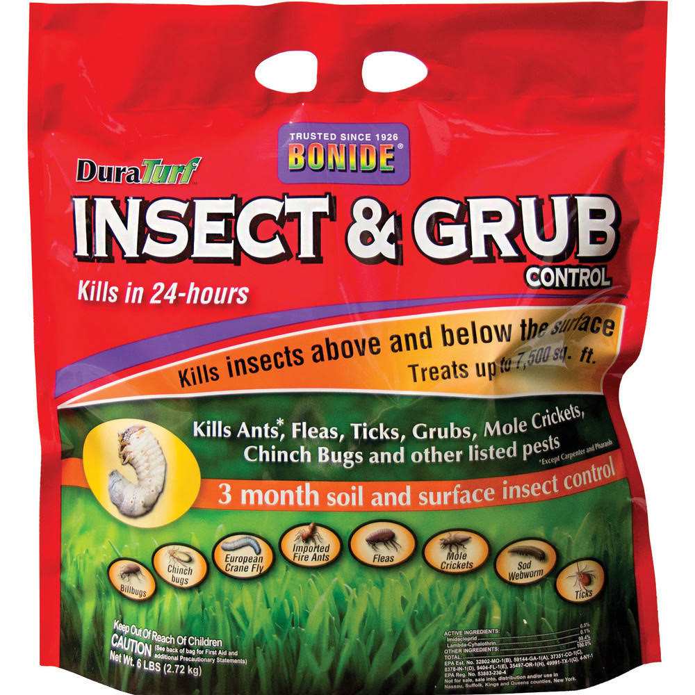 DuraTurf Insect and Grub Control - 6lb