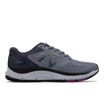 New Balance 840v4 (Cyclone/Poisonberry) Women's Running Shoes