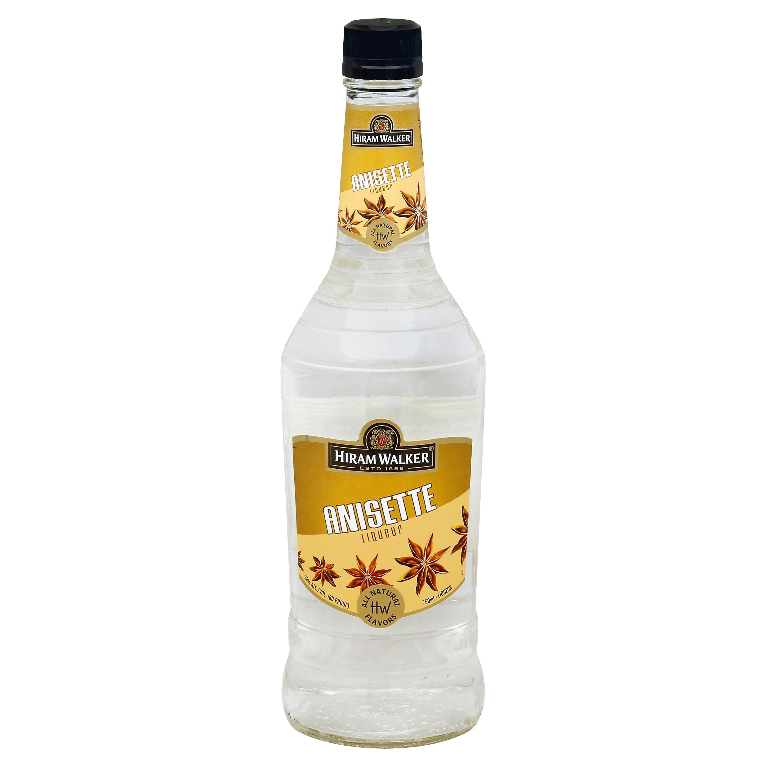 Hiram Walker Anisette Cocktail Mixer