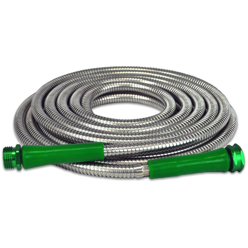 The Original Metal Garden Hose - 50ft