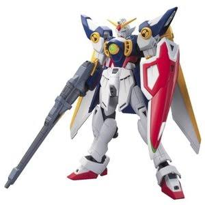 Bandai Hobby #162 Hgac Xxxg-01w Wing Gundam Model Kit - 1:144 Scale