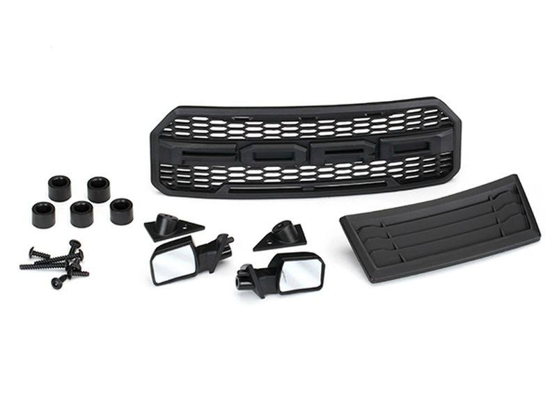 Traxxas Tra5828 2017 Ford Raptor Body Accessories Kit
