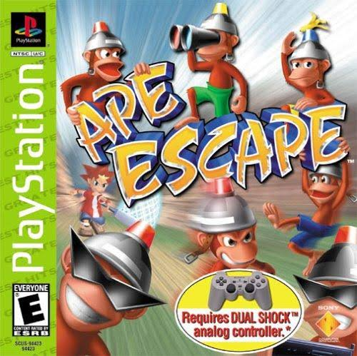 Ape Escape - PlayStation 1