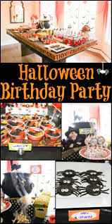 List 3 Other Names For Halloween by Best 25 Halloween Birthday Parties Ideas On Pinterest Halloween