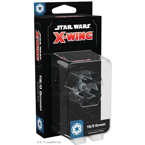 Star Wars X-Wing 2nd Edition: TIE/D Defender Expansion