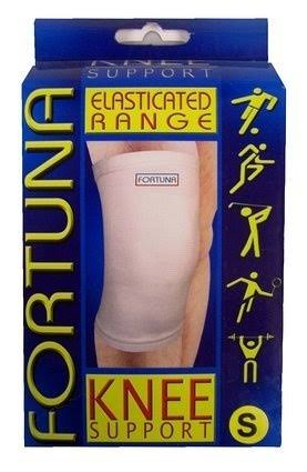 Fortuna Elasticated Knee Support - Small