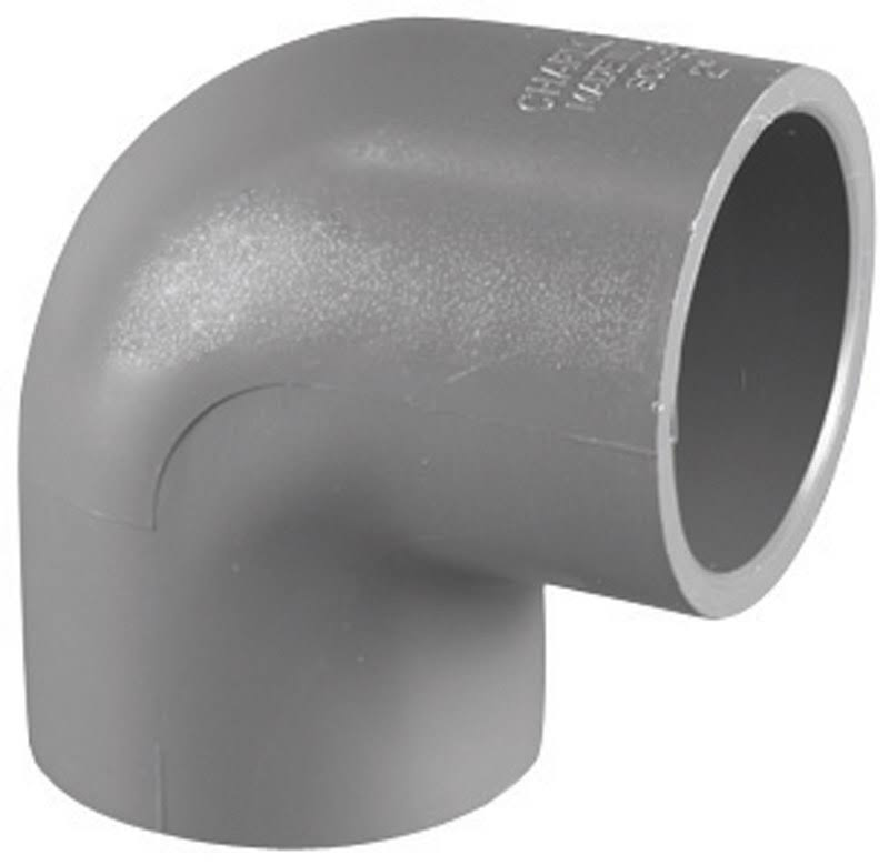 Charlotte Pipe & Foundry Pvc Elbow - 90 Degrees