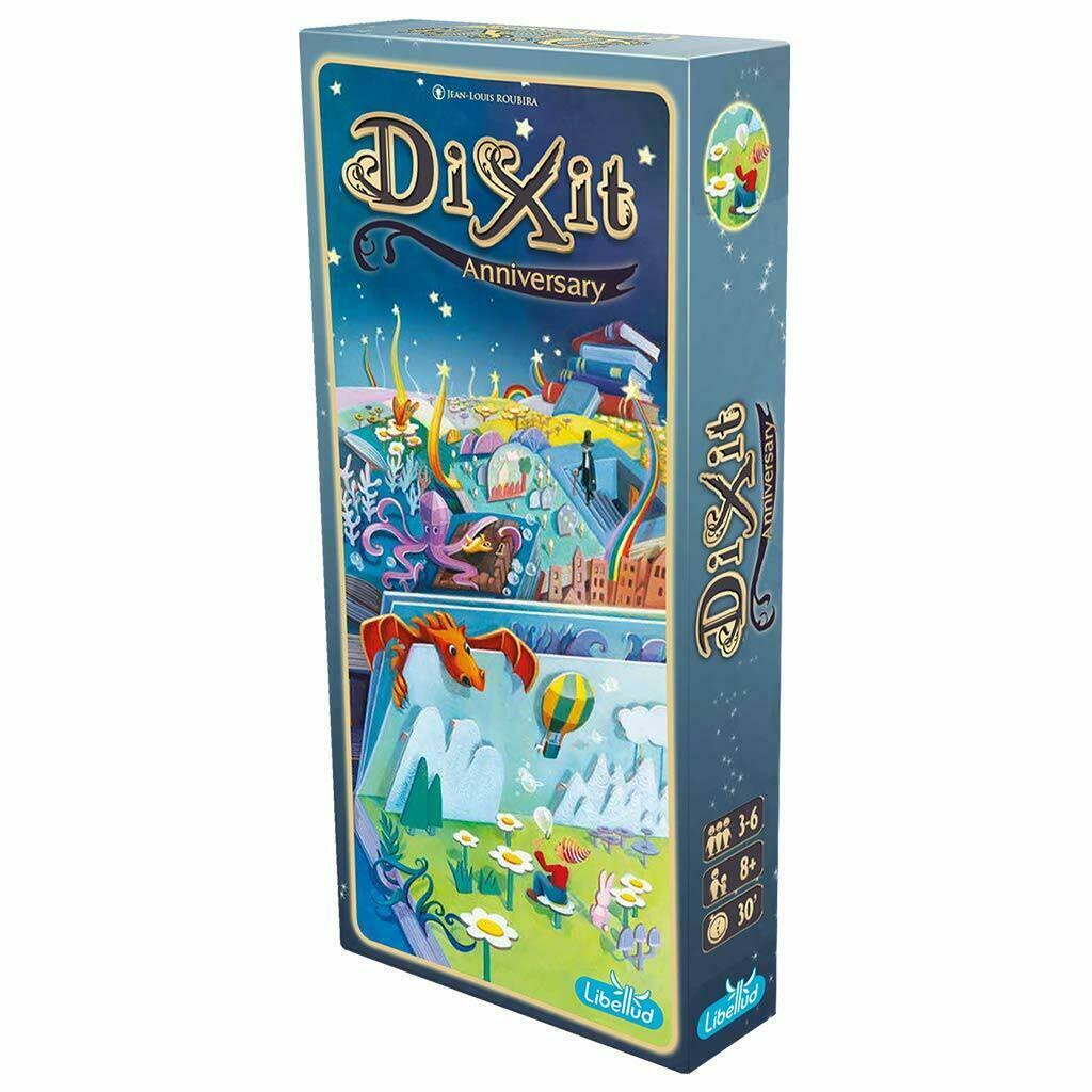 Dixit Expansion 9: 10th Anniversary