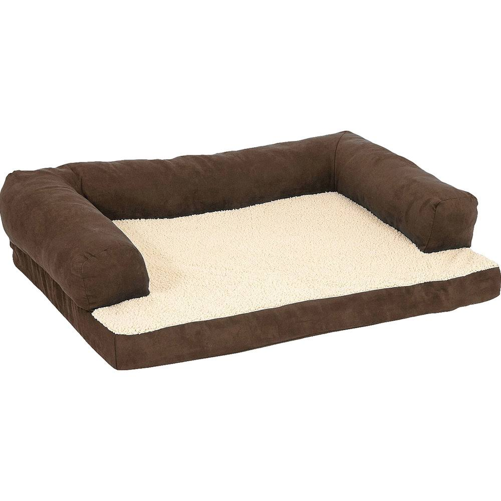 "Petmate Bolstered Ortho Bed - 35"" X 25"""