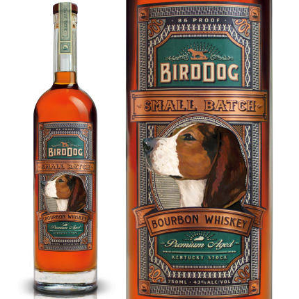 Bird Dog Whiskey, Bourbon, Small Batch - 750 ml