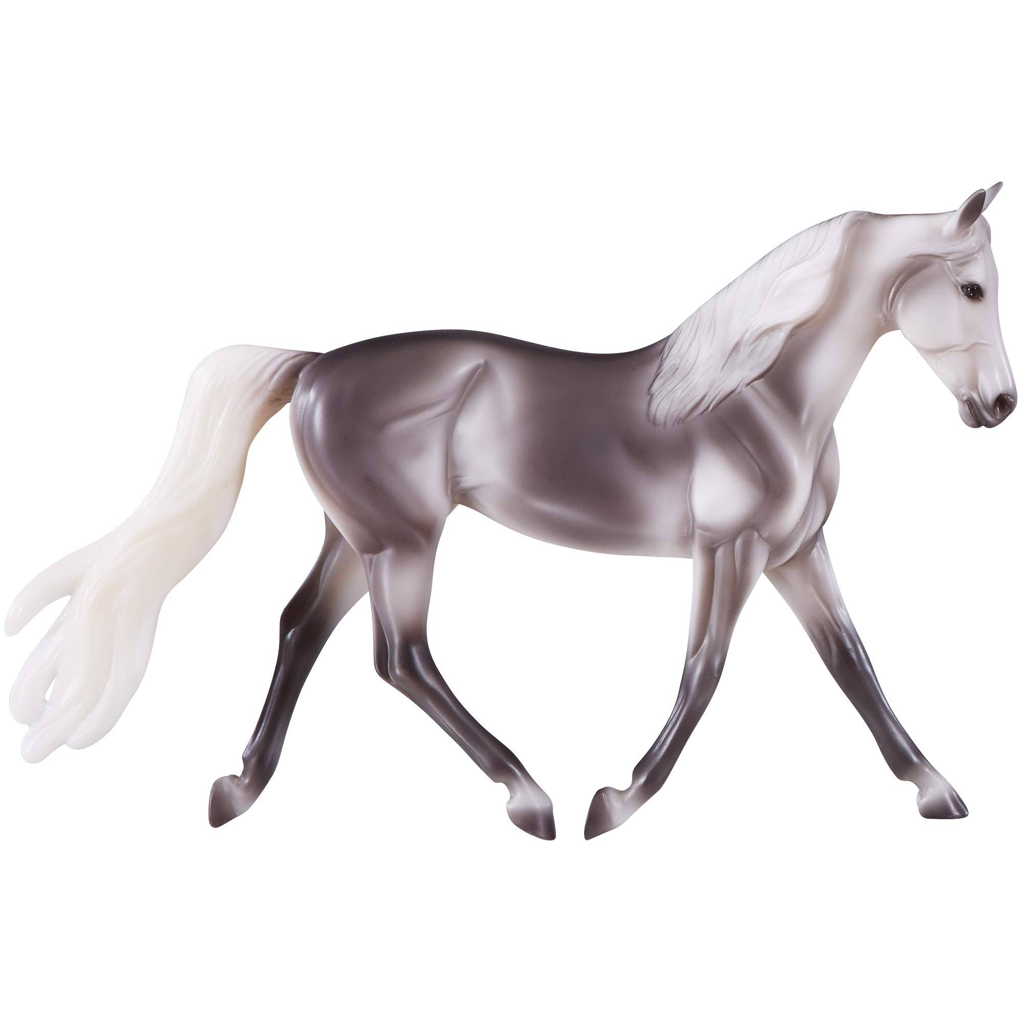 Breyer Grey Saddlebred Horse Toy