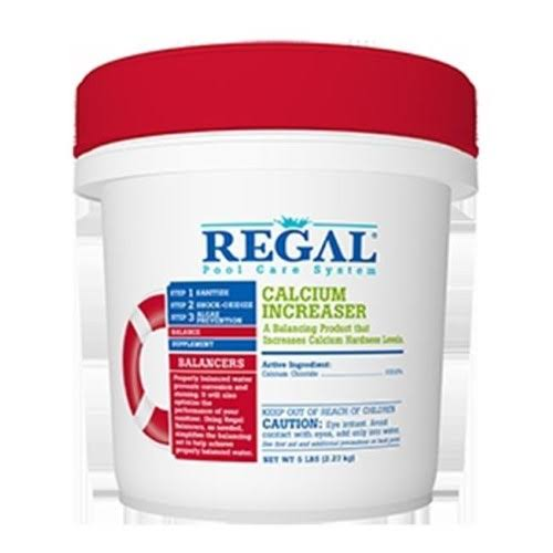 Regal 12001563 5 lbs Calcium Level Increaser - 4 per Case