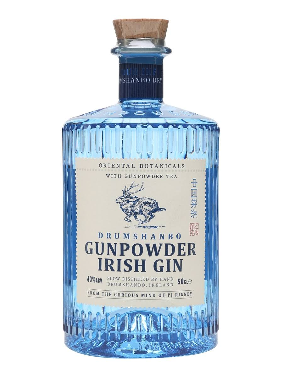 Gunpowder Irish Gin 750ml