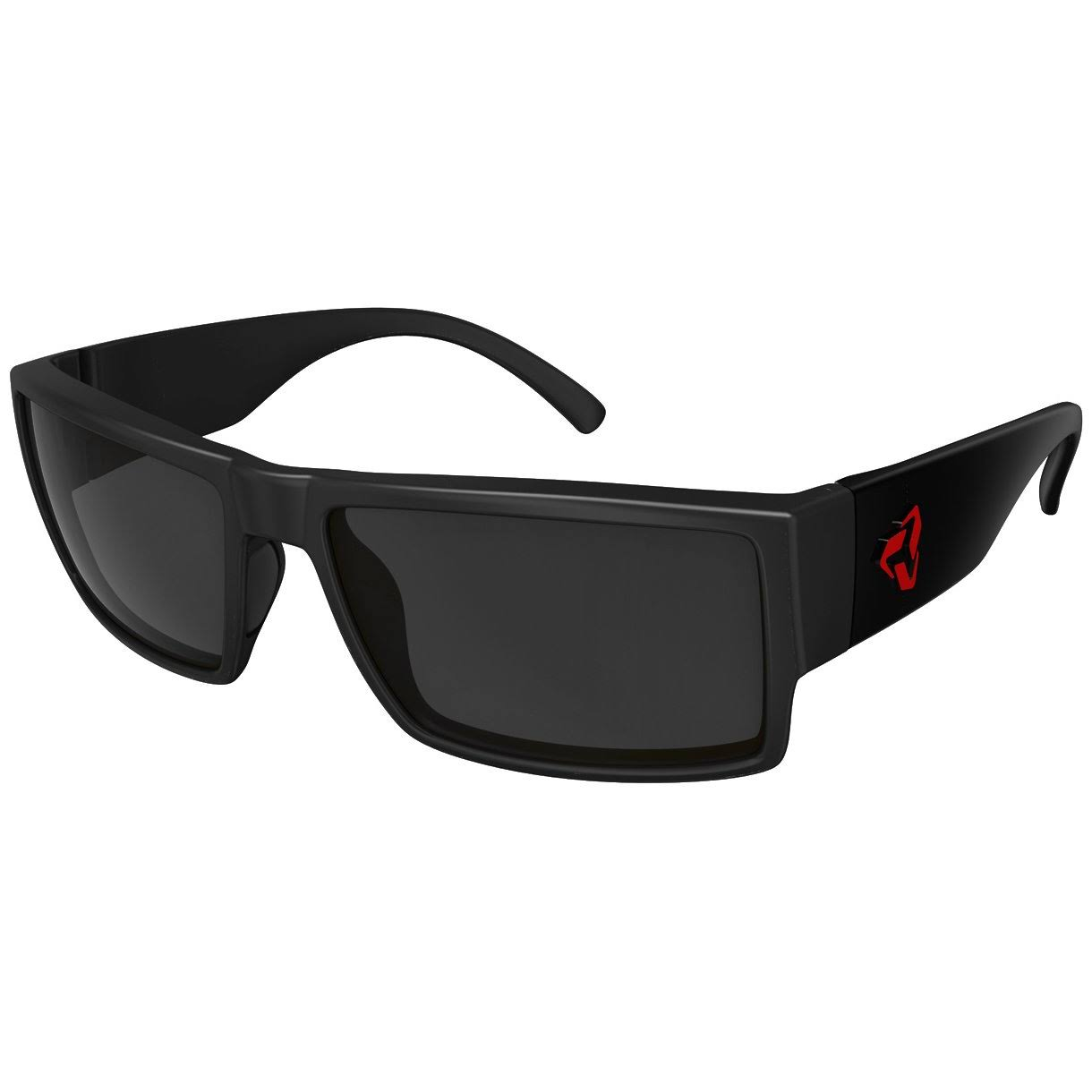 Ryders Eyewear Chops Standard Sunglasses - Matte Black