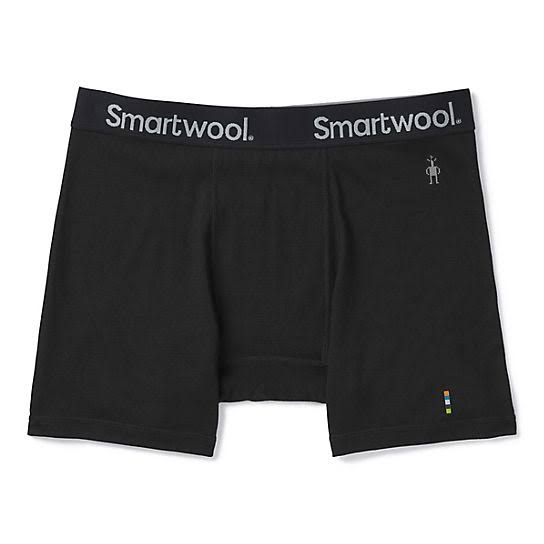 Smartwool Men's Merino Sport 150 Boxer Brief Black / M