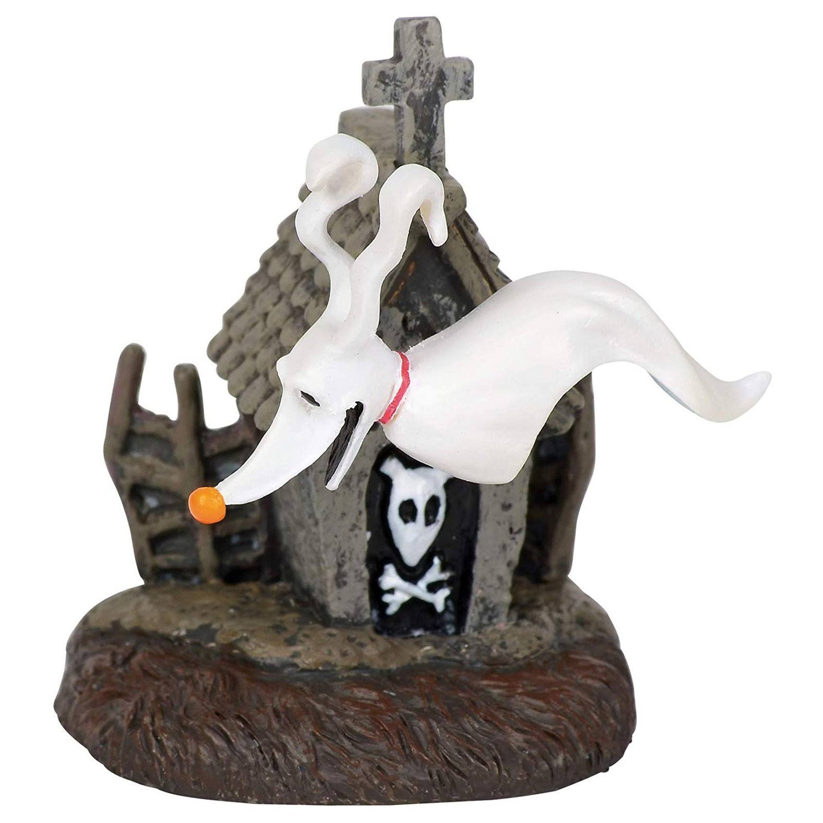 Department 56 Nightmare Before Christmas Zero and His Dog House Miniature