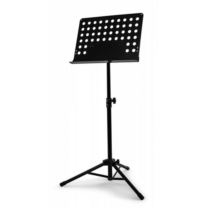 Nomad Orchestral Music Stand - with Perforated Desk