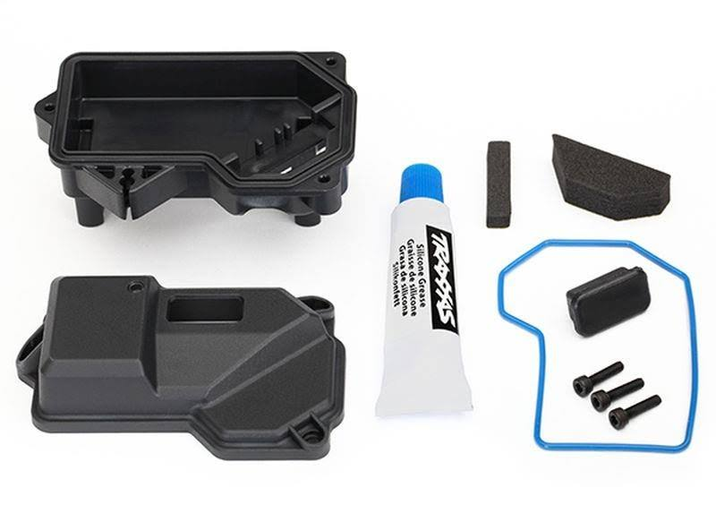 Traxxas Sealed Receiver Box 8324