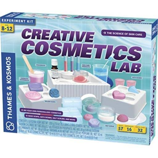Thames & Kosmos Creative Cosmetics Lab Experiment Set