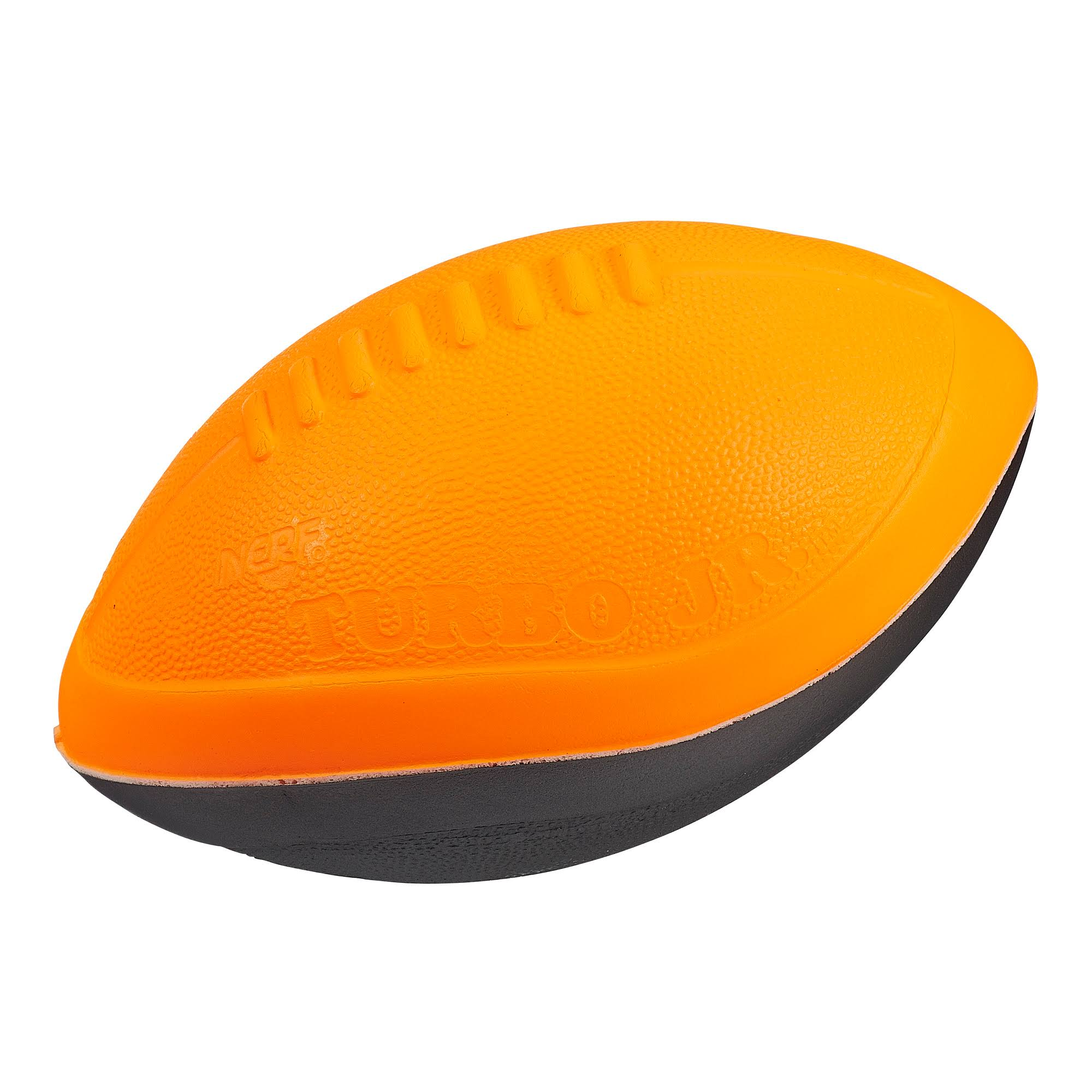 Nerf N-Sports Turbo Jr. Football - Orange/Silver