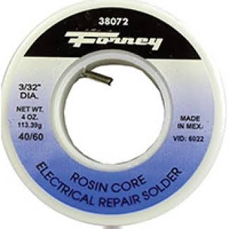 Forney Industries Rosin Core Solder Wire