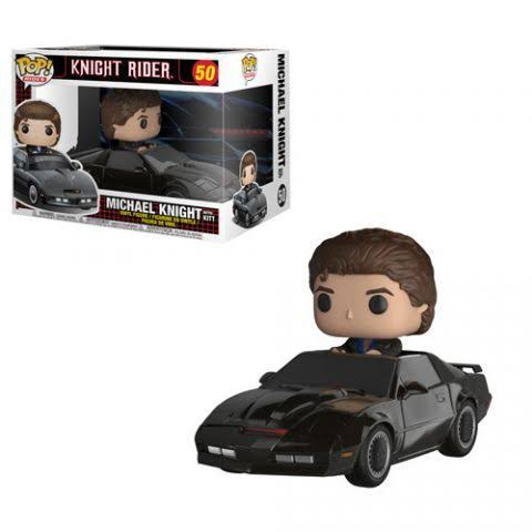 Funko Pop Knight Rider Vinyl Figure - Michael Knight