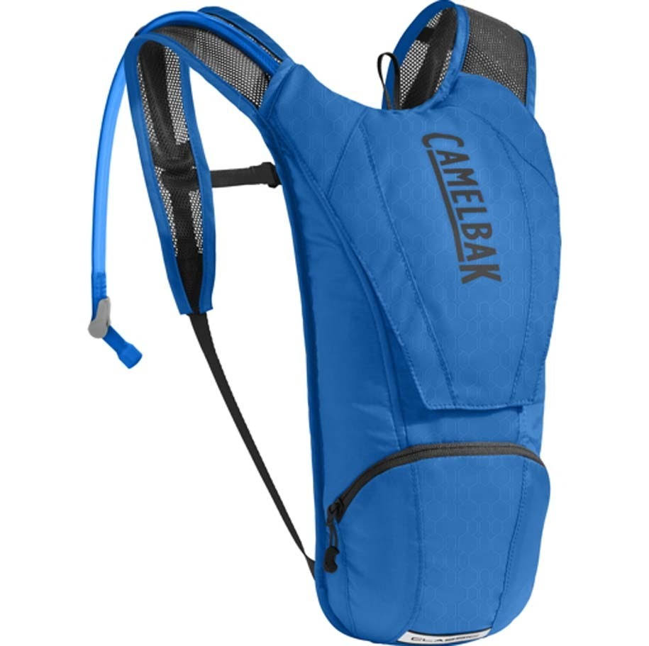 CamelBak - Classic Hydration Pack - Carve Blue Black