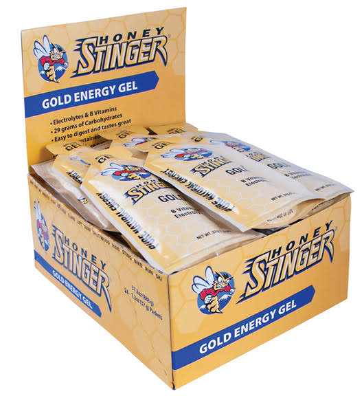 Honey Stinger Gold Energy Gel - 34g