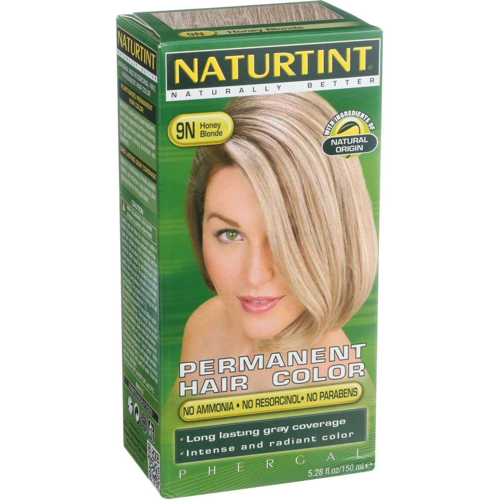 Naturtint Naturally Better Permanent Hair Colour - 9N Honey Blonde, 165ml
