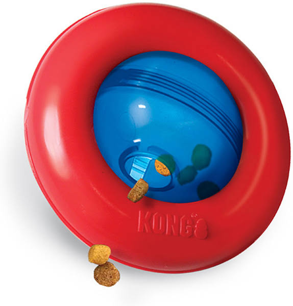 Kong Gyro Spinning Dog Toy - Small