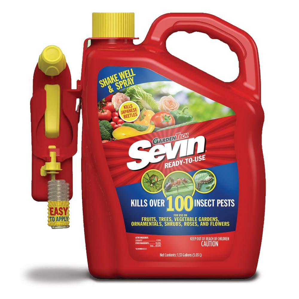 Sevin Ready-to-Use Bug Killer - 1.33gal