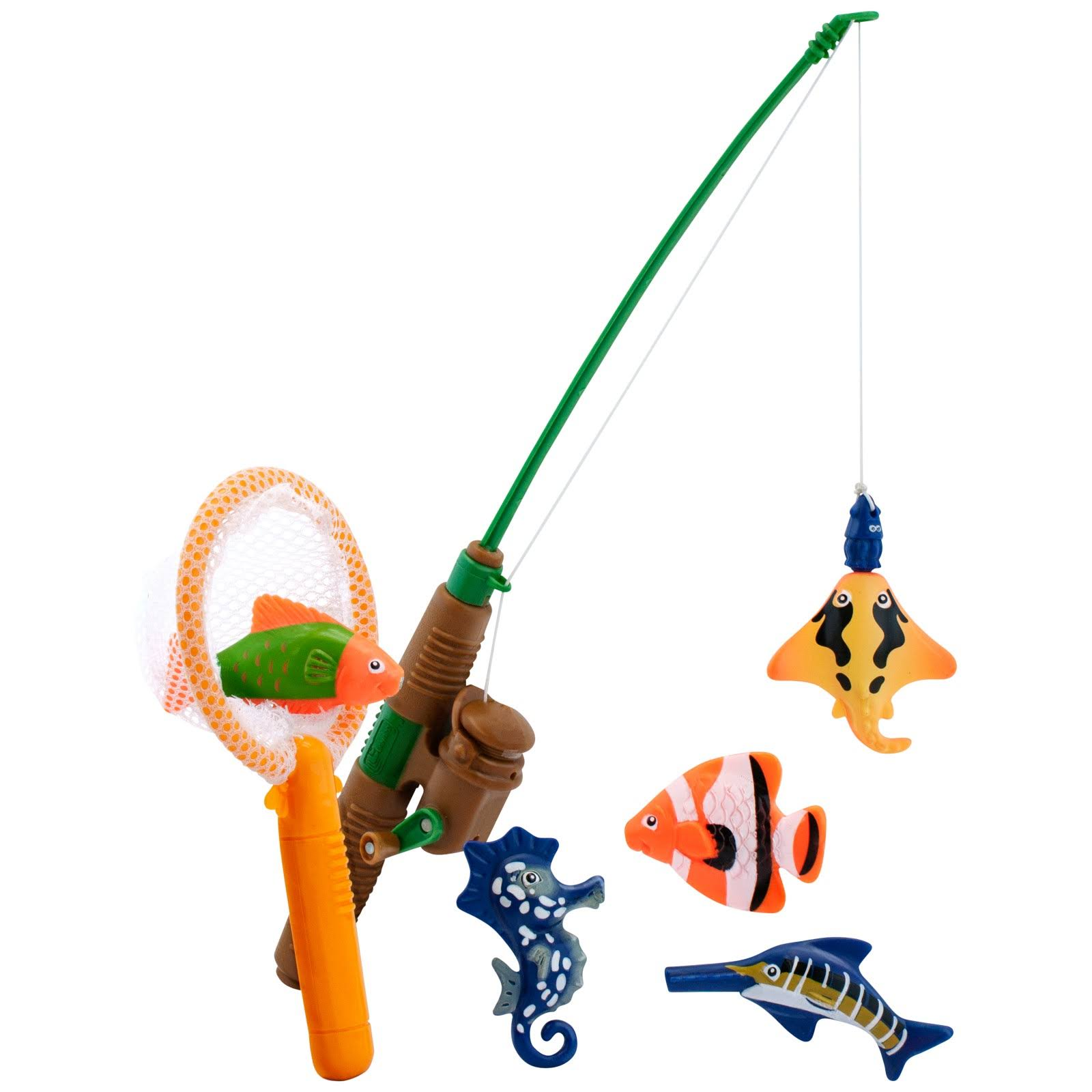 Fish 'N' Fun Fishing Game Set