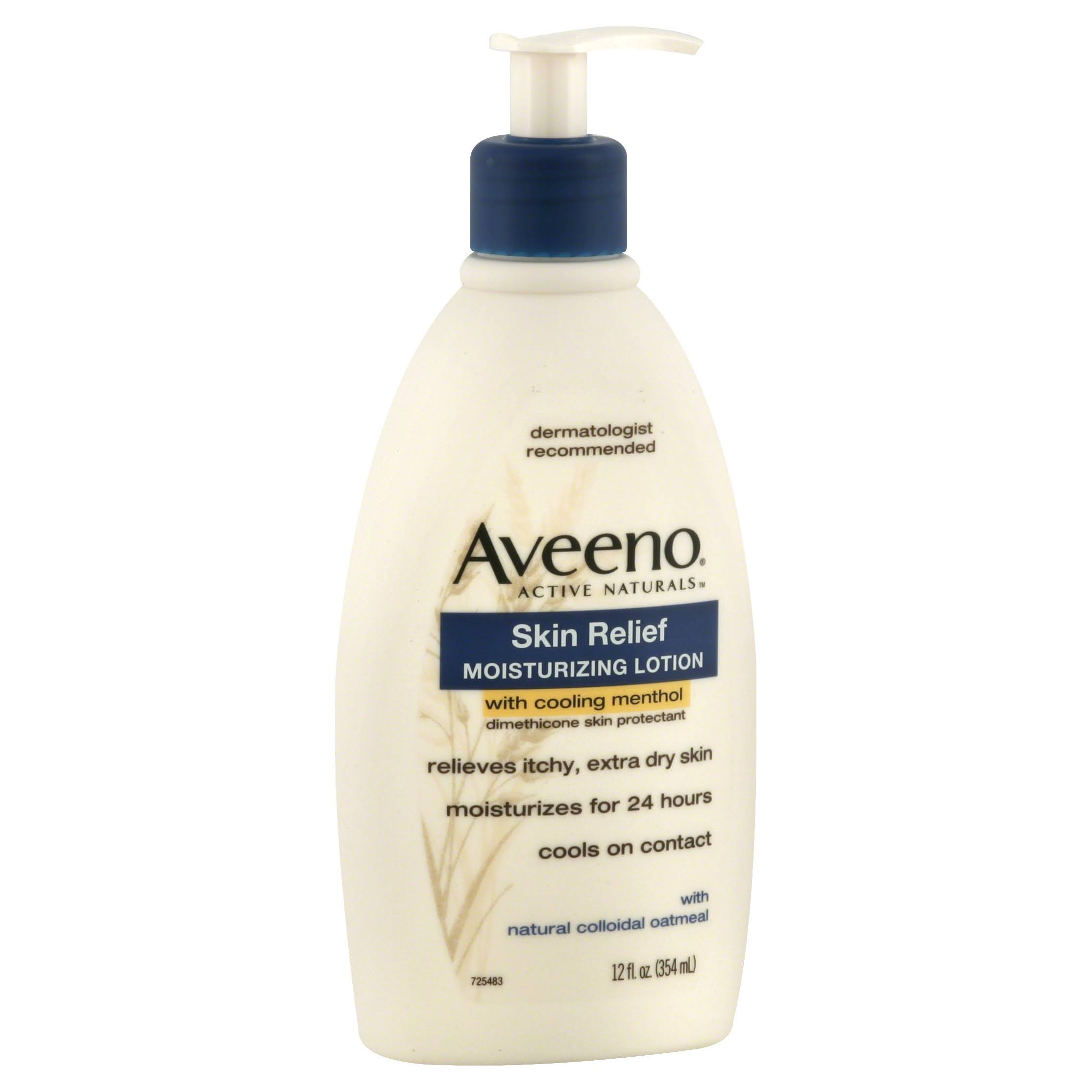 Aveeno Active Naturals Skin Relief Moisturizing Lotion - 12oz