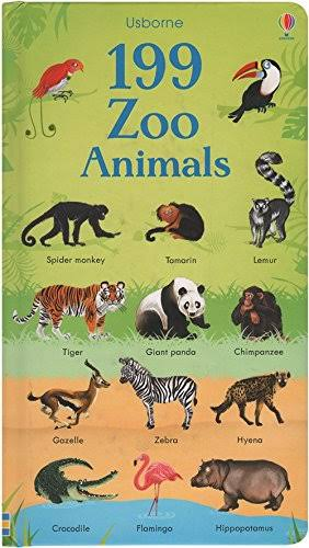 199 Zoo Animals [Book]