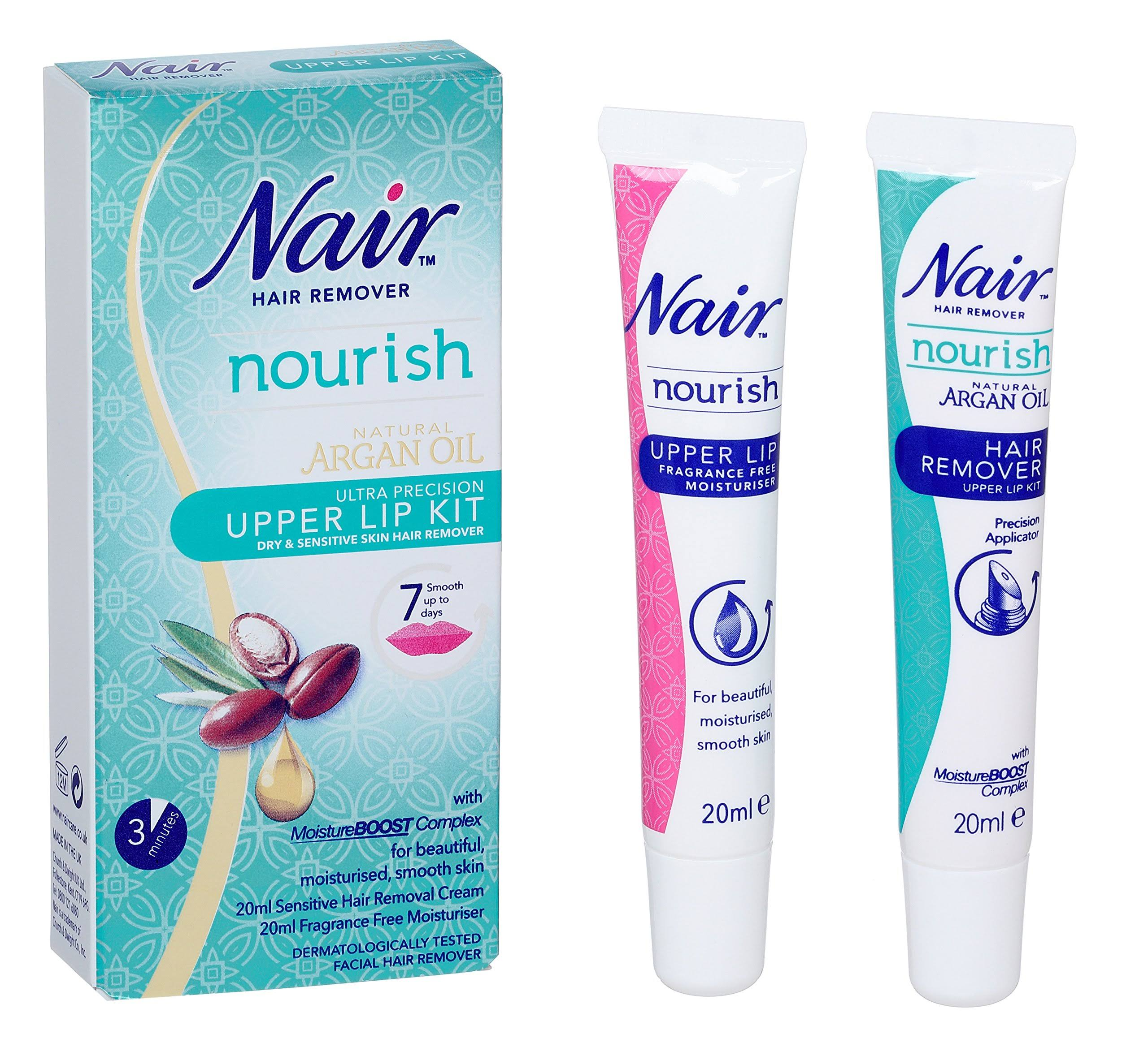 Nair Upper Lip Kit 20ml