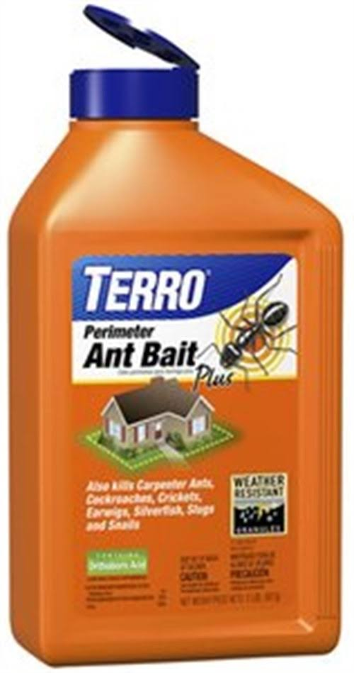 T2600 2#Perimeter Ant Bait Plus, Woodstream-Senoret, Each, EA, Granules. Safe T