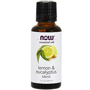 Now Foods Essential Oil - 1oz, Lemon Eucalyptus