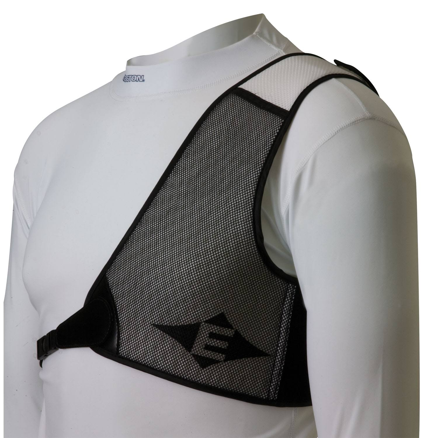 Easton Diamond Chest Guard RH White/Black Large - 216774SL
