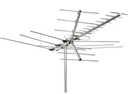 Channel Master 2018 Outdoor HDTV Television Antenna - 60m