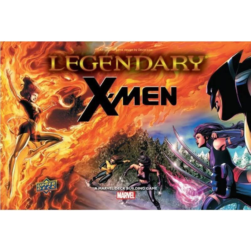 Marvel Legendary X-Men Game