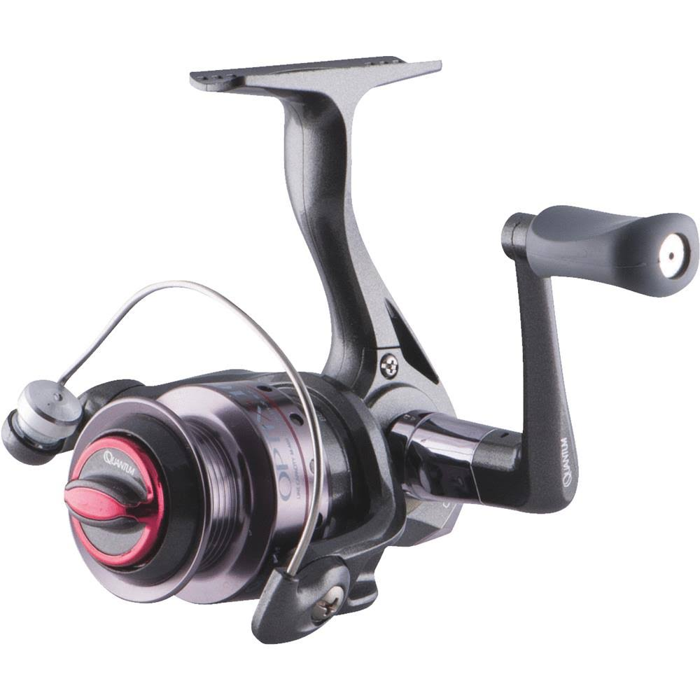 Zebco Quantum Optix Spinning Fishing Reel - Size 10