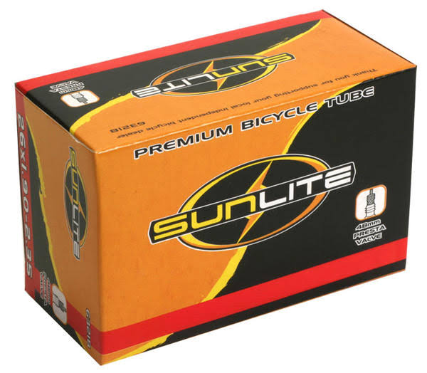 Sunlite Bicycle Tube - 700c x 35-40mm