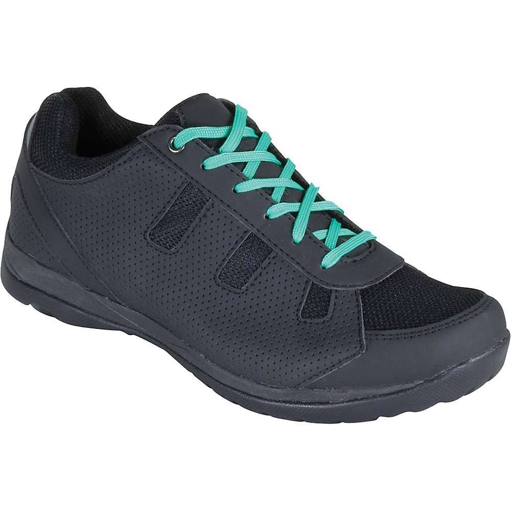 Serfas SWT-160B Women's Trax Shoe - Black - 38